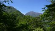 臼ヶ岳と蛭ヶ岳