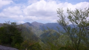 大石山からの眺め
