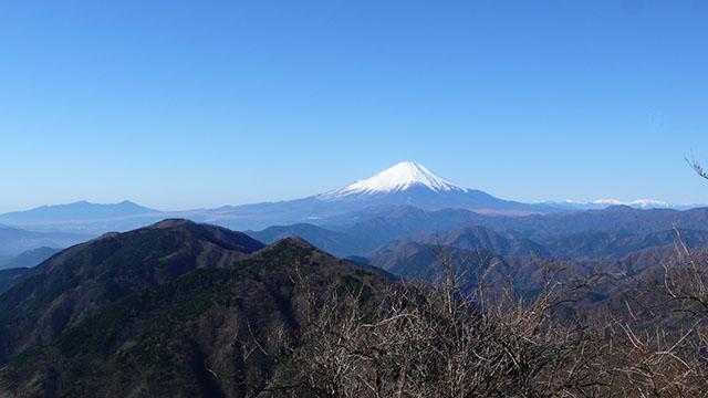 Mt Fuji [Nabewari]
