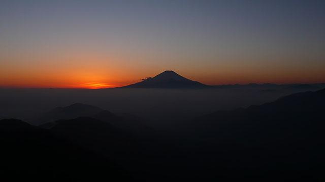 Mt Fuji [ Tounodake ]