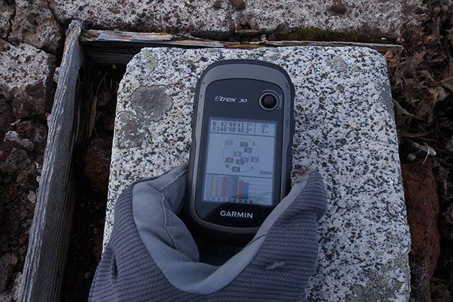 GPSチェック