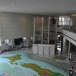 3D日本地図