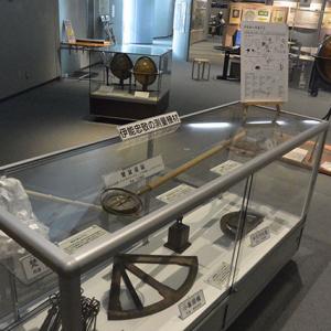 江戸時代の地図作成の道具