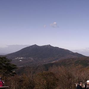筑波山もバッチリ