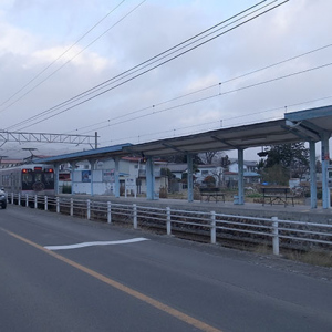 医王寺前駅