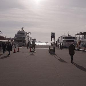 大型遊覧船