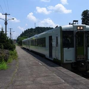 JR陸羽西線 古口駅