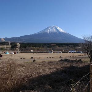 富士山もバッチリ