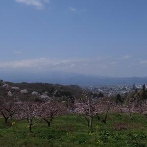 吾妻連峰の山々