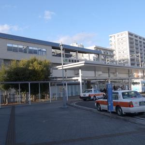 JR仙石線本塩釜駅