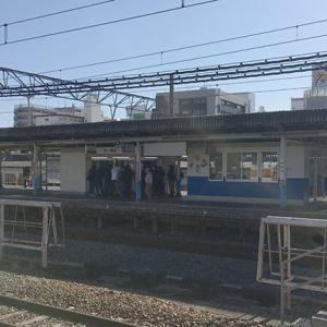 春日部駅の立ち食いラーメン屋さん