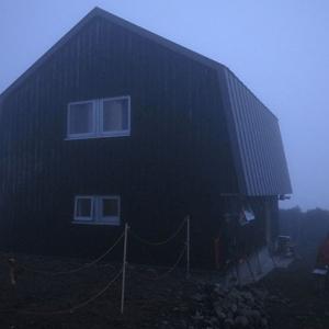 羊蹄避難小屋